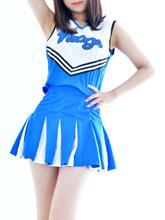 チアガール(青)